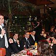 Dîner avec Jean Sarkozy<br/>26 mars 2009