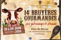 Bruyères Gourmandes 2010 Courbevoie