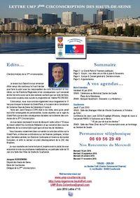 Journal UMP Courbevoie 15