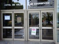 Jean-André Lasserre PS Courbevoie Affichage sauvage2