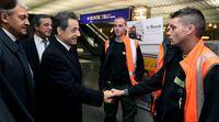 MonCourbevoie - Nicolas Sarkozy La Défense Transports RER A 2