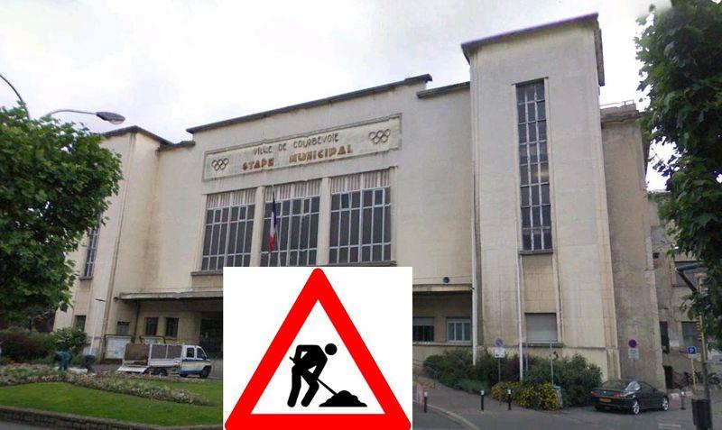 Stade municipal de Courbevoie