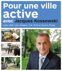 Image programme Jacques Kossowski Courbevoie