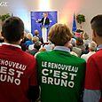 Soirée de soutien à Bruno Le Maire