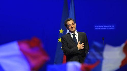 Nicolas Sarkozy La France Forte