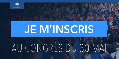 Congrès UMP 30 mai