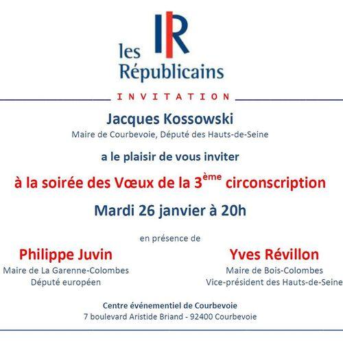 Invitation Voeux Les Républicains 3ème circonscription - 26-01-2016 v2