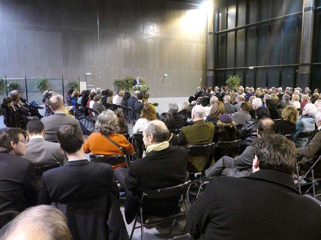 UMP Courbevoie - Galette 2013